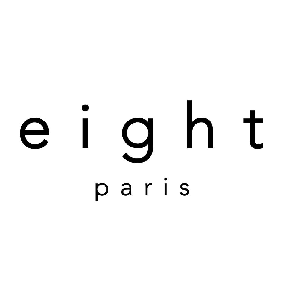 Logo značky Eight Paris